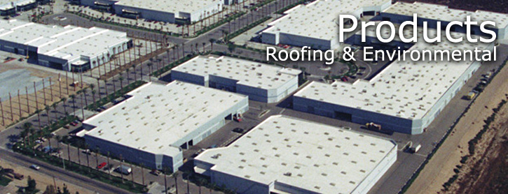 Burke roofing environmental products for Roofing product